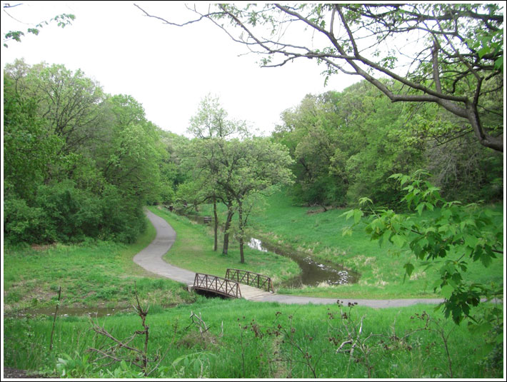 Battle Creek Park on Bruce Vento Trail