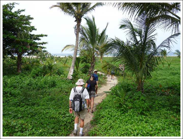 Tayrona National Park Beach Hike