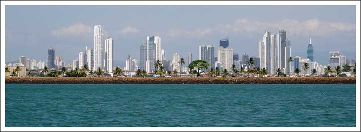 Panama City and the End of Our Transit