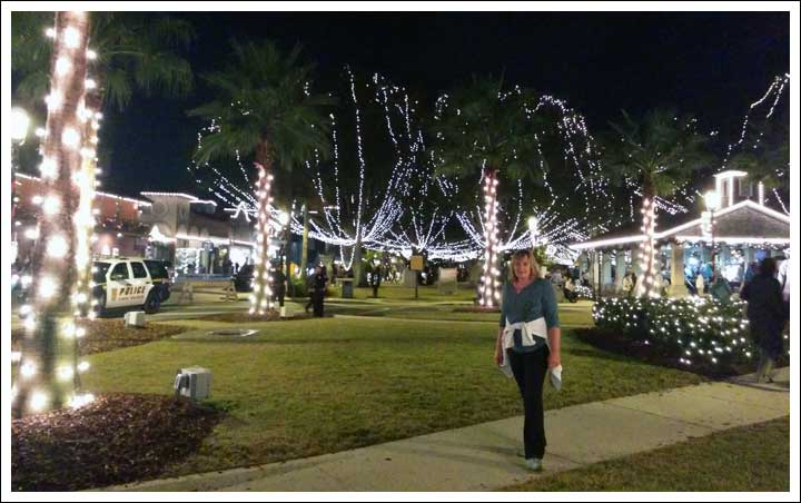 Night of Lights in St. Augustine