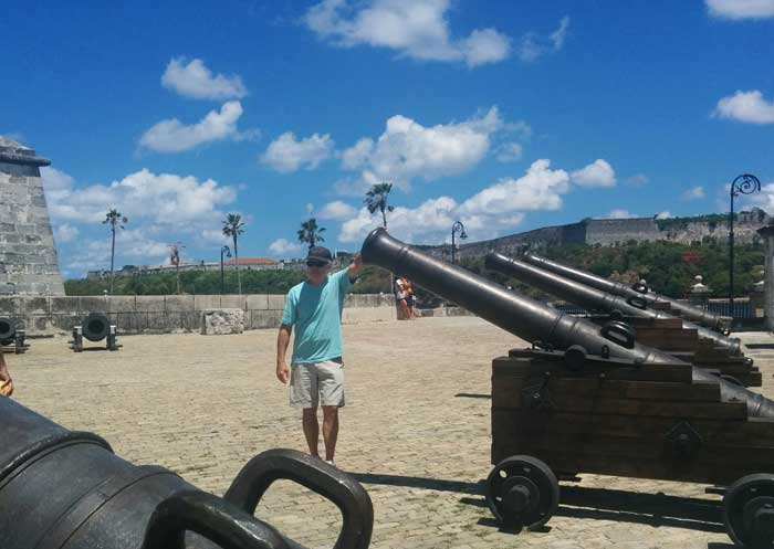 Forts and Cannons and Chuck