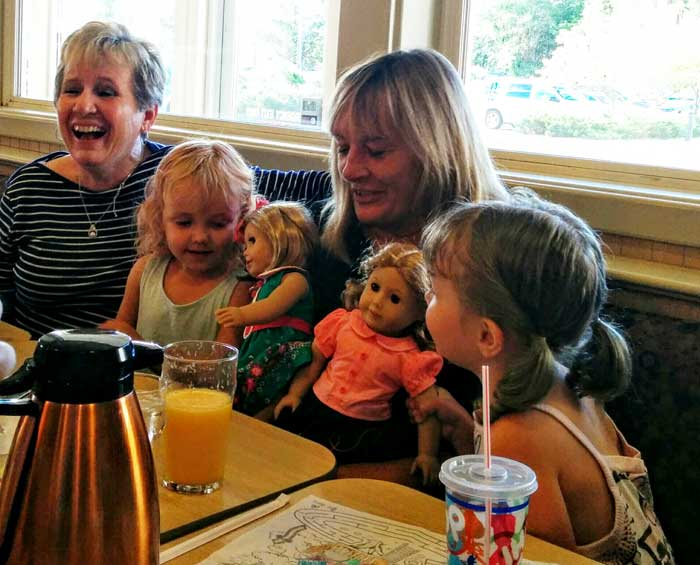 Little Girl Heaven with Family Comes to Minnesota