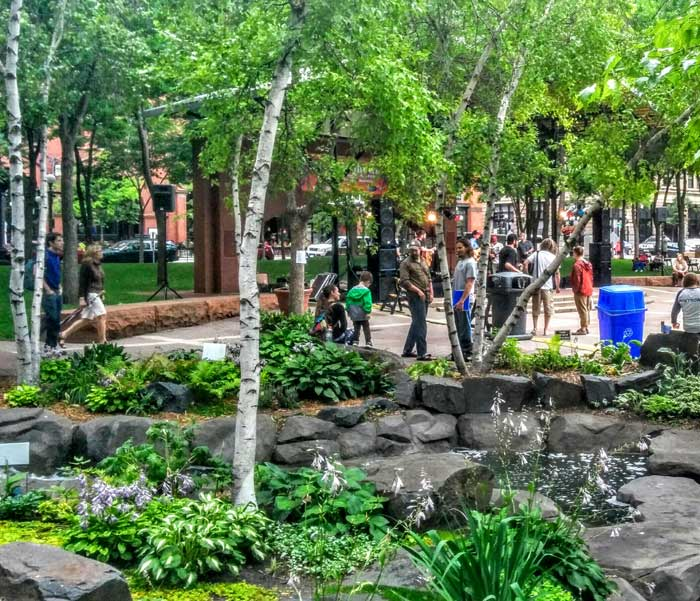 Lowertown Concert ~ Music in Mears
