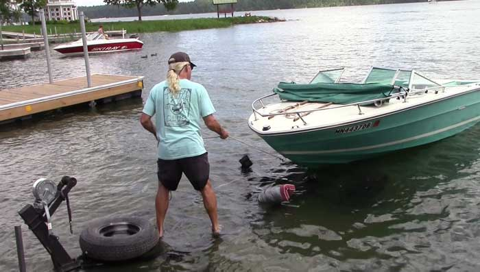 Could Be the Last Run for the SeaRay