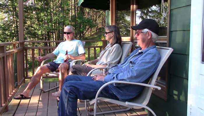 Tall Tales On the Deck