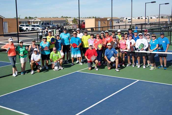 Palm Creek Pickleball Clinic