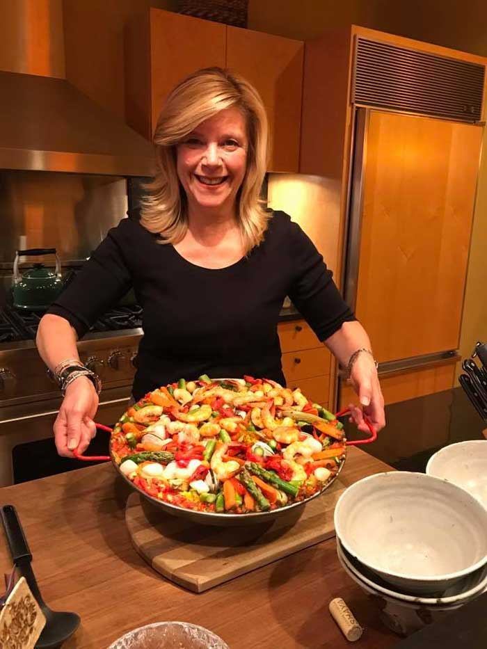 Carole's Ultimate Spanish Paella