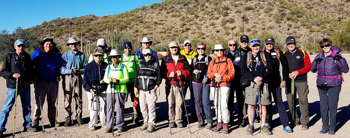 Palm Creek Hiking Club