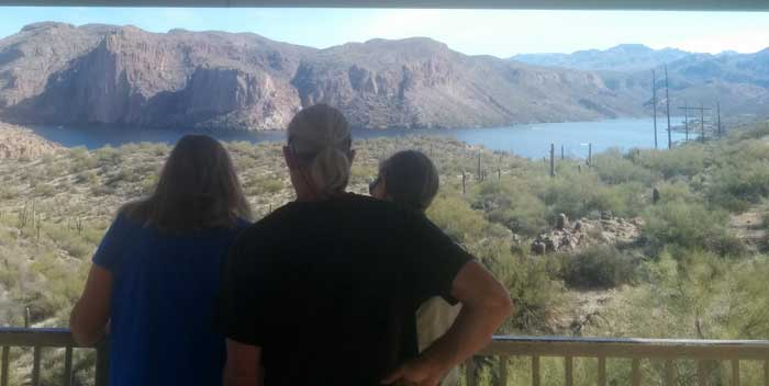 Touring the Apache Trail